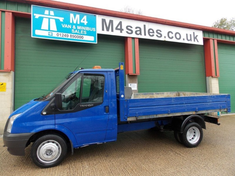 used Ford Transit 350 One Stop Tipper in wiltshire