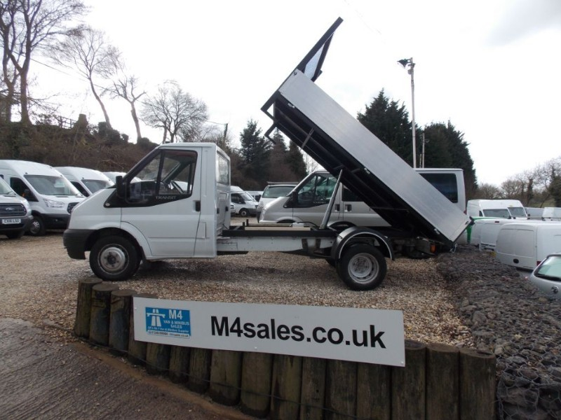 used Ford Transit 350 Tipper,Brand new body in wiltshire