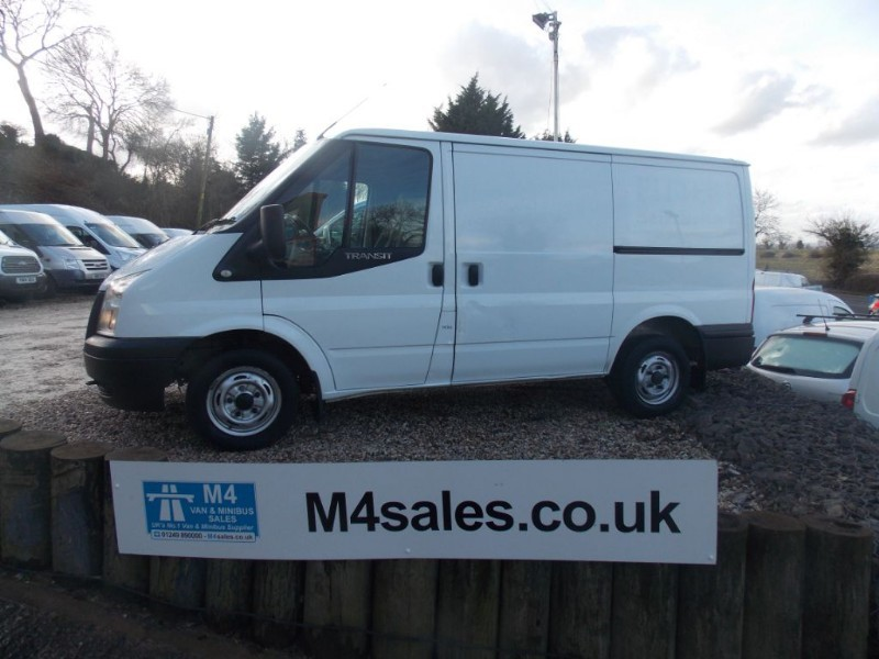 used Ford Transit 100ps,T260 Swb Van,FSH. in wiltshire