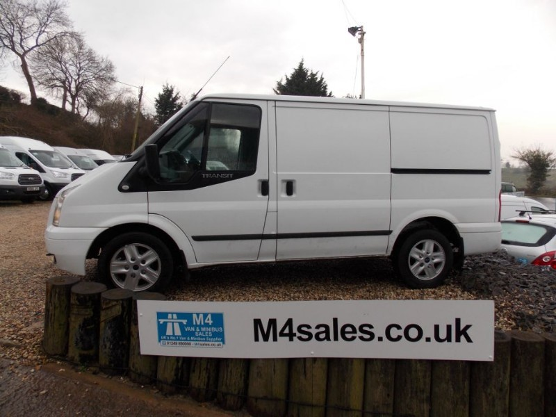 used Ford Transit 260 swb Ltd Model van,fsh in wiltshire