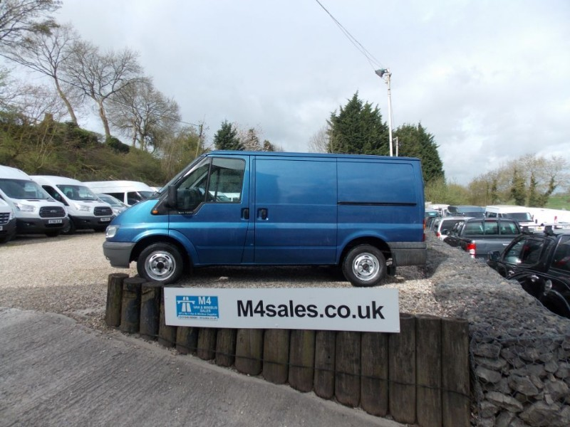used Ford Transit 280S 100ps in wiltshire