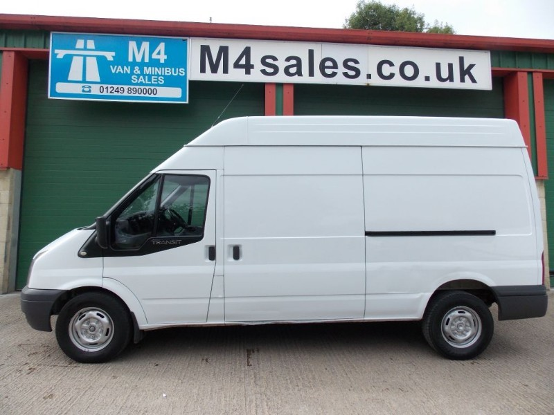 used Ford Transit 350 LWB HR in wiltshire