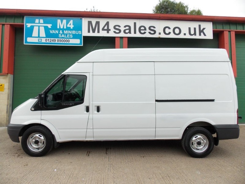 used Ford Transit 115ps,lwb hitop van in wiltshire