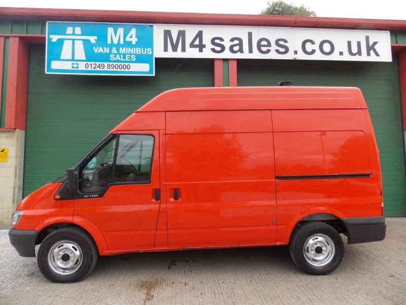 used Ford Transit 350 Mwb,Hitop in wiltshire