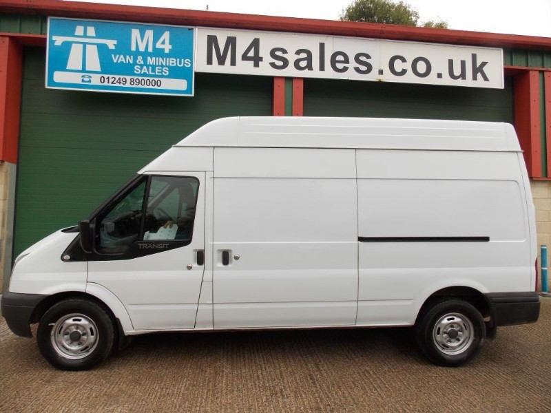 used Ford Transit 125ps Lwb Hitop van in wiltshire