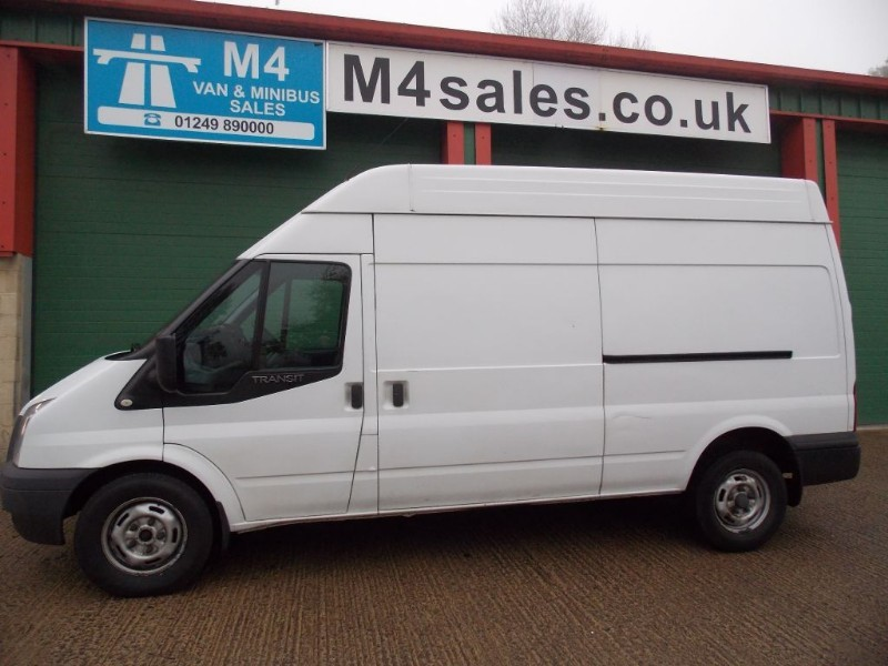 used Ford Transit 350 LWB  H/R in wiltshire