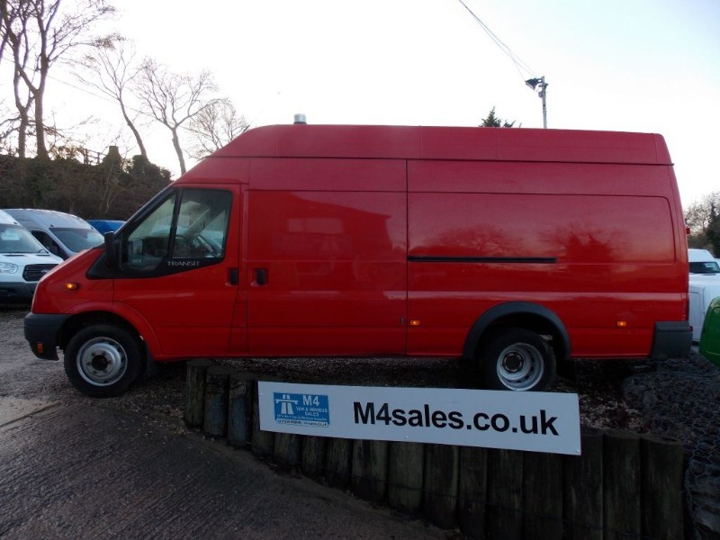 used Ford Transit Jumbo 460 Twin Rear Wheels A/C 125Psi FSH in wiltshire