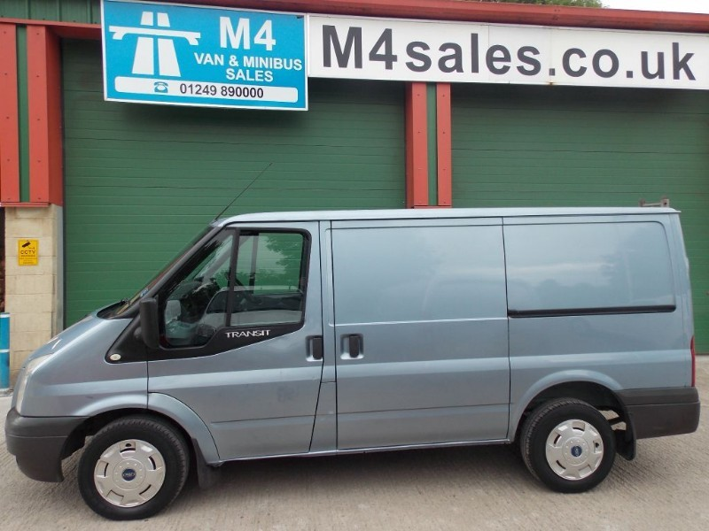 used Ford Transit 260 SWB LR 110 in wiltshire
