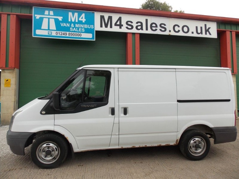 used Ford Transit 260 SWB 85 NO VAT  in wiltshire