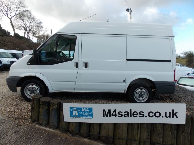 used Ford Transit 280 SWB MEDIUM ROOF WITH A/C 85P in wiltshire