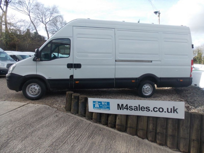 used Iveco Daily 35S12V LWB 120PS in wiltshire