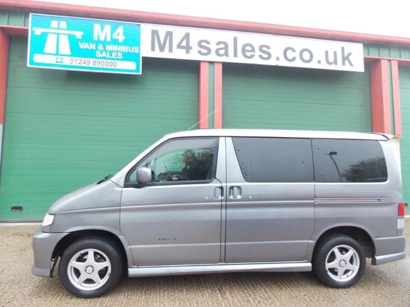 used Mazda Bongo Friandee 8 Seater in wiltshire