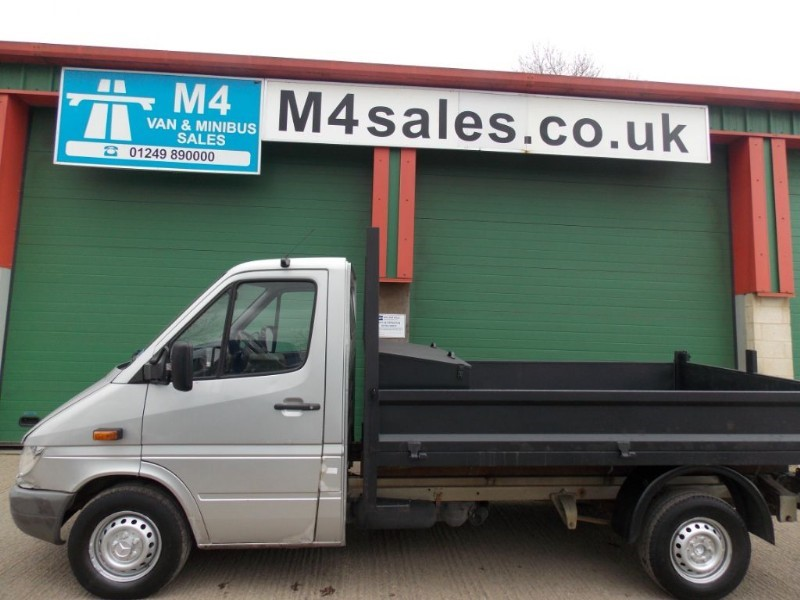 used Mercedes Sprinter 311 MWB Tipper in wiltshire