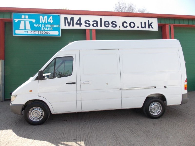 used Mercedes Sprinter 308 CDI MWB in wiltshire