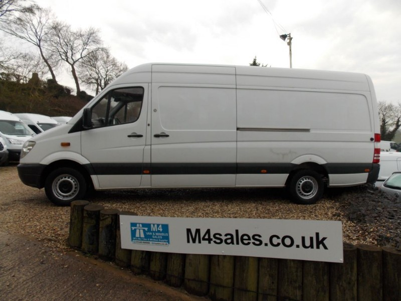 used Mercedes Sprinter 310 CDI LWB in wiltshire