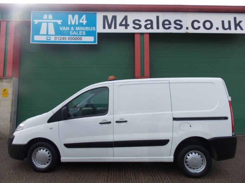 used Peugeot Expert L1 H1 HDI SWB in wiltshire