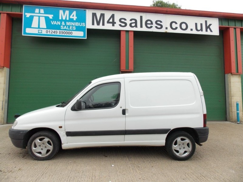 used Peugeot Partner 600 D in wiltshire