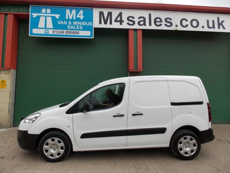 used Peugeot Partner HDI PROFESSIONAL L1 850 in wiltshire