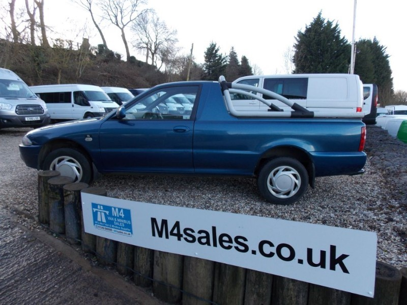 used Proton Jumbuck 1.5 GL Pick Up No Vat FSH & Cambelt Done  in wiltshire