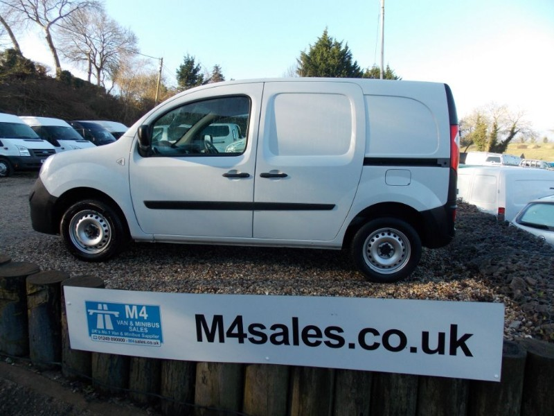 used Renault Kangoo 90ps,ML20dci van,S/Nav. in wiltshire