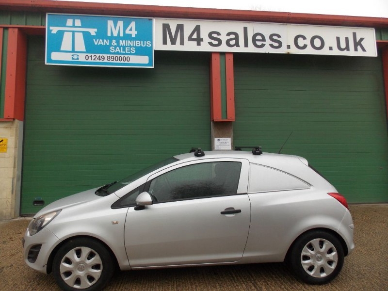used Vauxhall Corsa CDTI ECOFLEX S/S in wiltshire