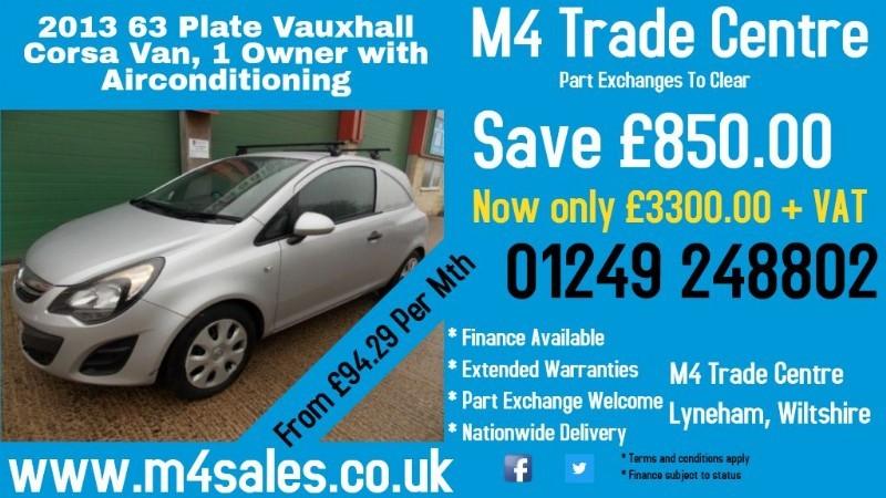 used Vauxhall Corsa CDTI ECOFLEX S/S in wiltshire
