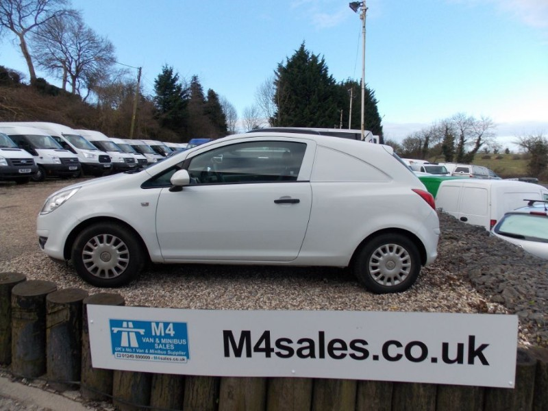 used Vauxhall Corsa CDTI in wiltshire