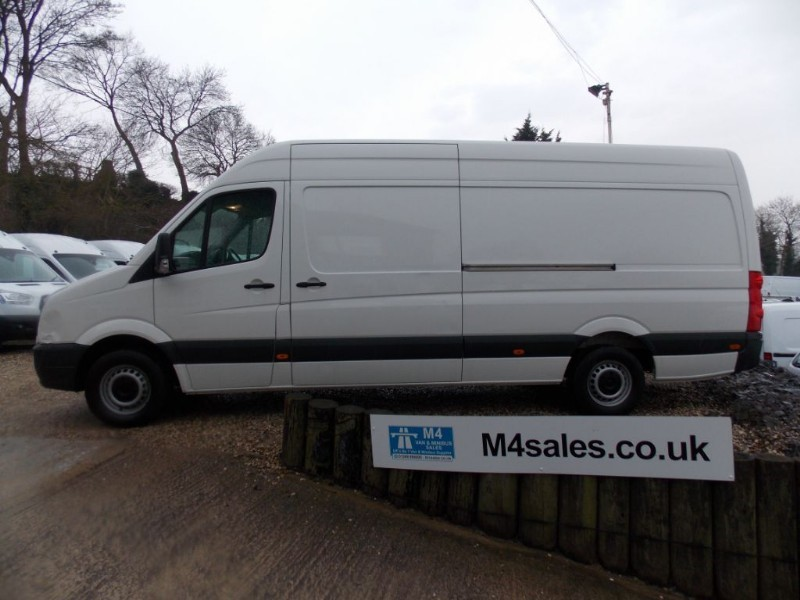 used VW Crafter CR35 TDI Lwb Cambelt & Water Pump Done Just  in wiltshire