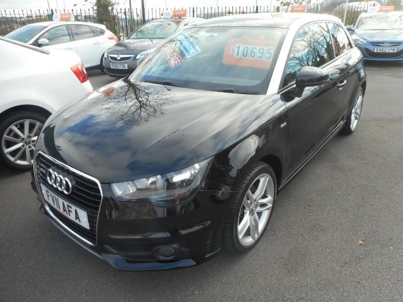 used Audi A1 TFSI S LINE in glamorgan