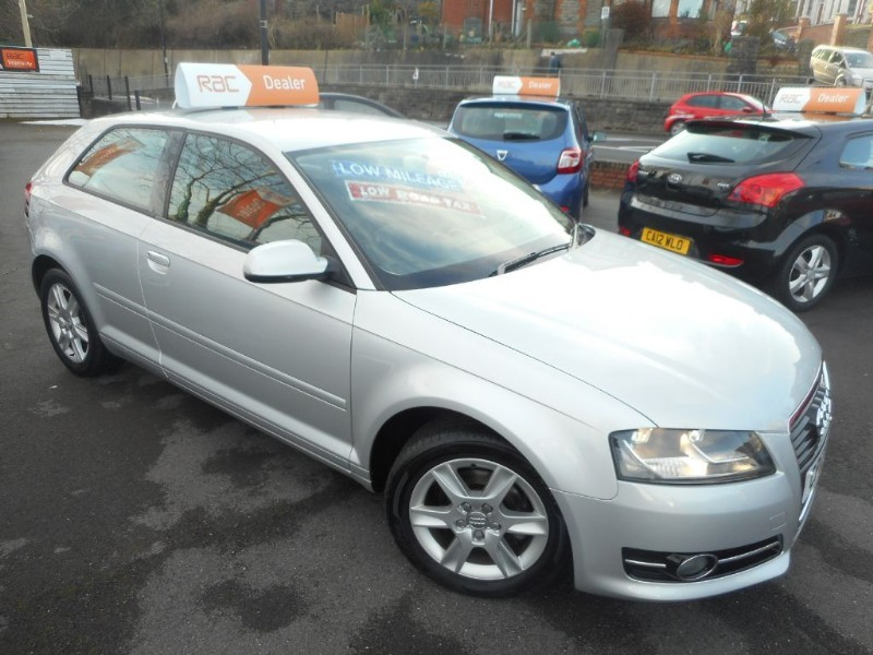 used Audi A3 TDI SE in glamorgan