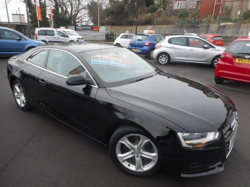 used Audi A5 TFSI SE S/S in glamorgan