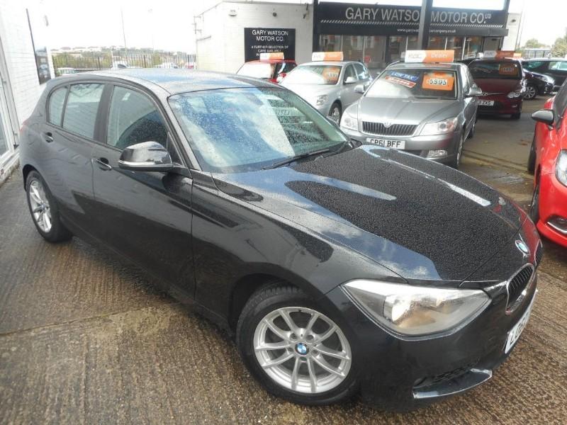 used BMW 116d EFFICIENTDYNAMICS in glamorgan
