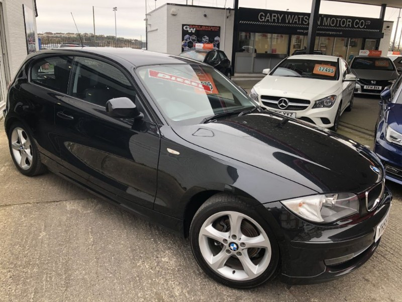 used BMW 116d SPORT in glamorgan