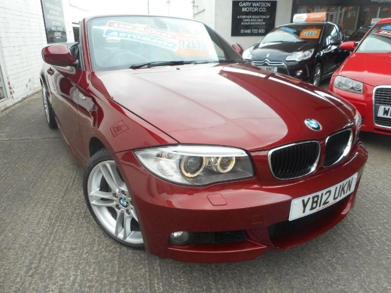 used BMW 118i M SPORT in glamorgan