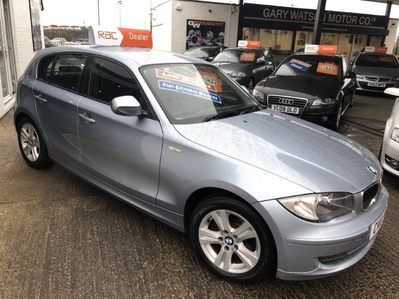 used BMW 118i SE in glamorgan