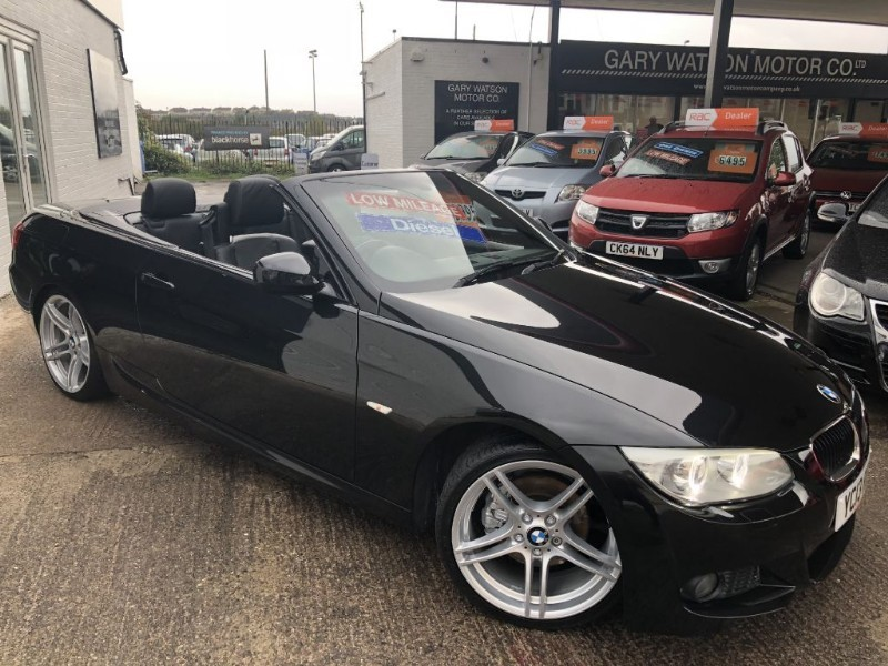 used BMW 320d M SPORT in glamorgan