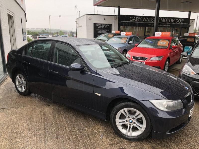 used BMW 320i SE in glamorgan