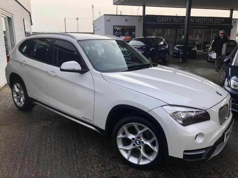 used BMW X1 XDRIVE20D XLINE in glamorgan