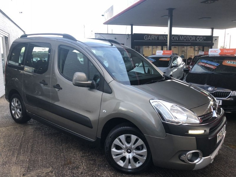 used Citroen Berlingo Multispace HDI XTR in glamorgan