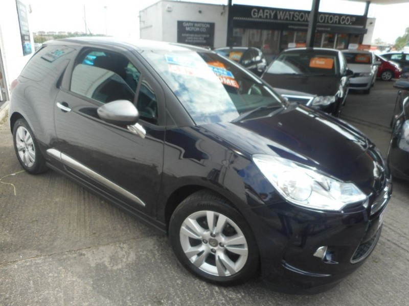 used Citroen DS3 DSTYLE in glamorgan