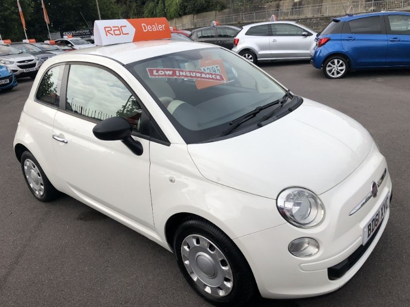 used Fiat 500 POP in glamorgan