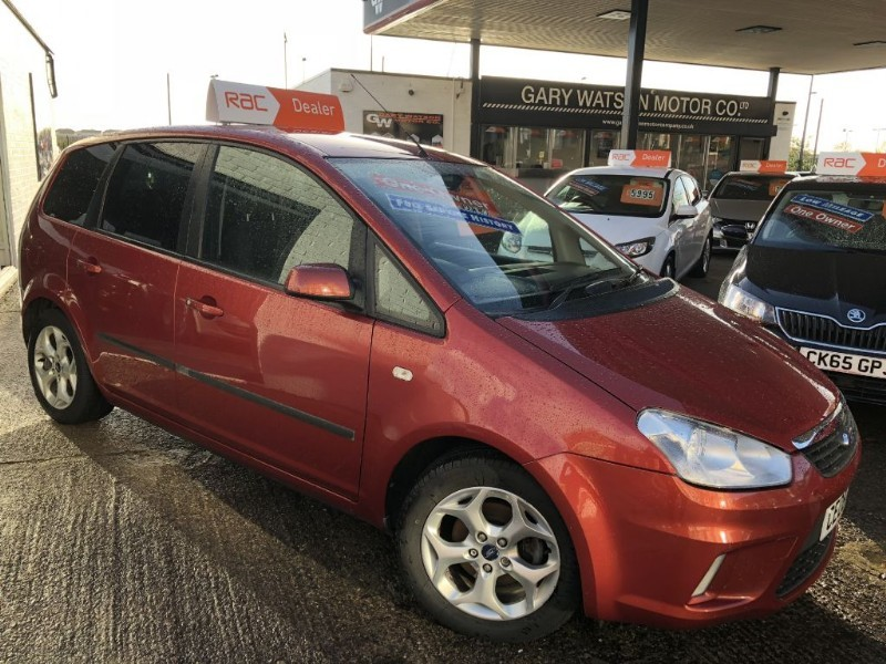 used Ford C-Max ZETEC in glamorgan