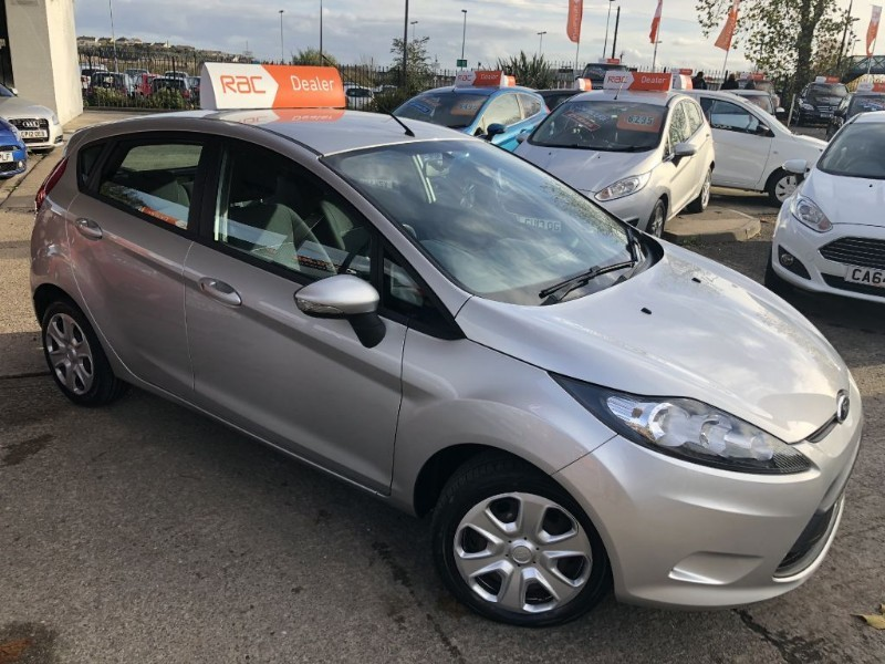 used Ford Fiesta EDGE TDCI in glamorgan