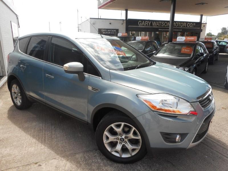 used Ford Kuga ZETEC TDCI AWD in glamorgan