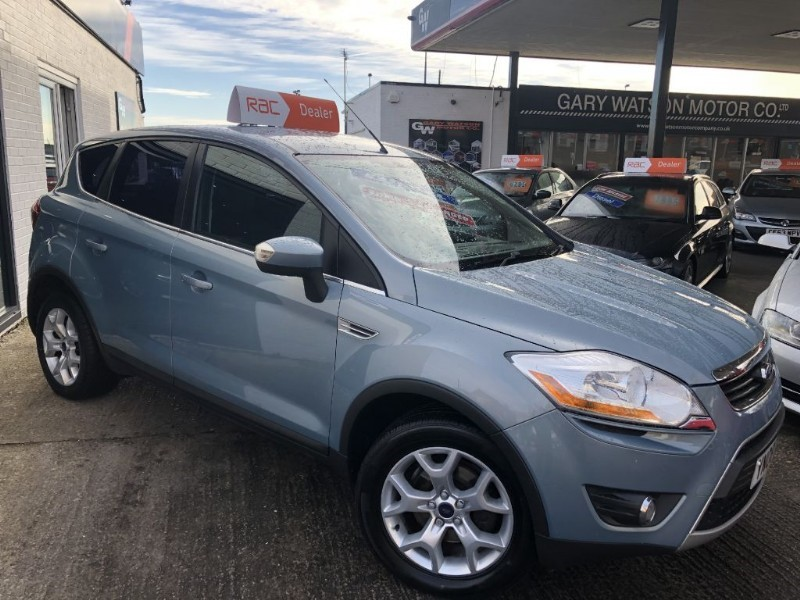 used Ford Kuga ZETEC TDCI AWD in glamorgan
