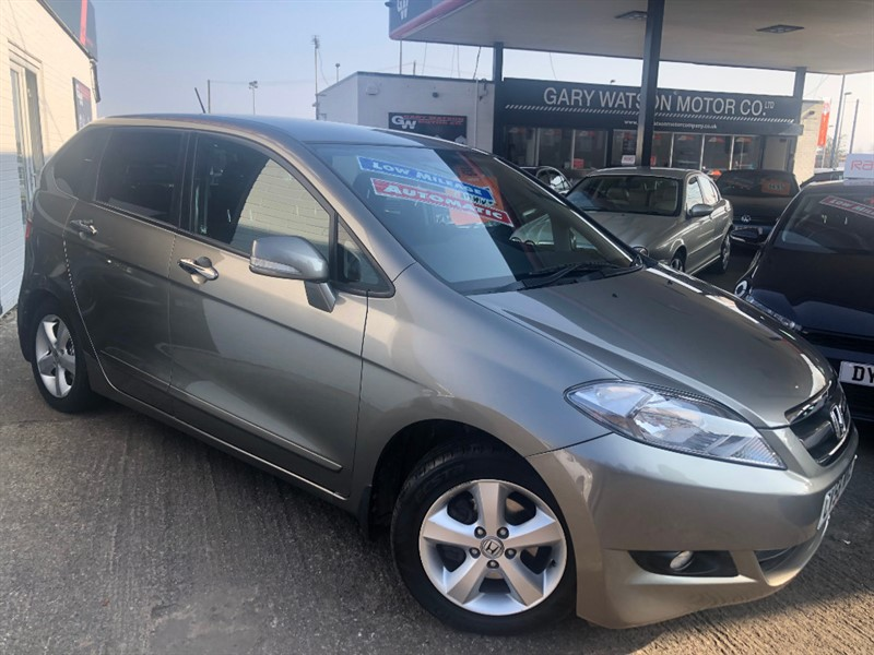 used Honda FR-V I-VTEC ES in glamorgan