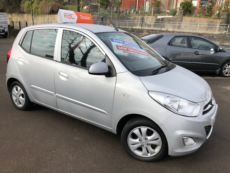 used Hyundai i10 ACTIVE in glamorgan