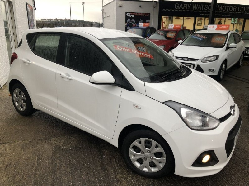 used Hyundai i10 SE in glamorgan