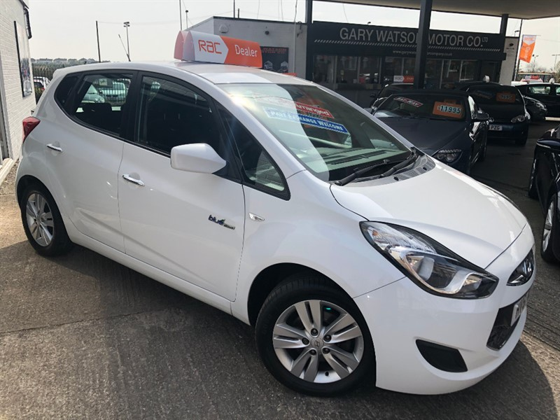 used Hyundai ix20 ACTIVE BLUE DRIVE in glamorgan