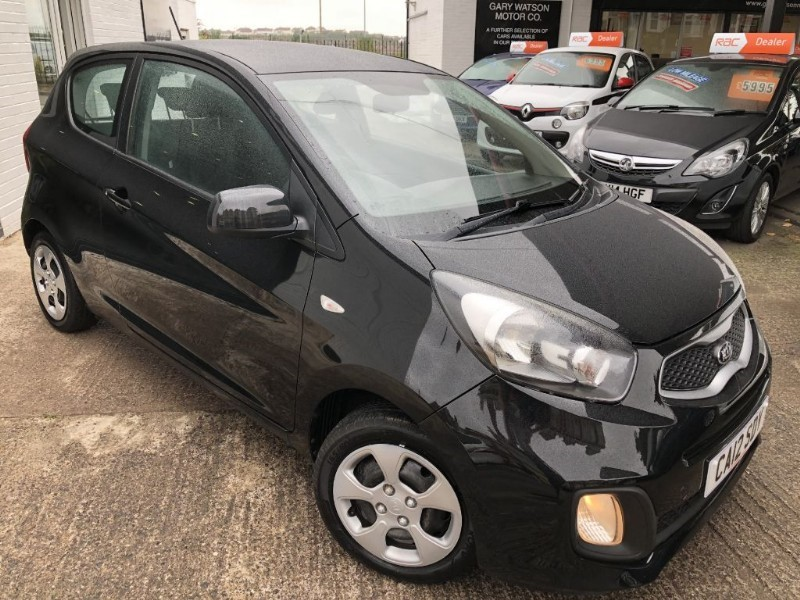 used Kia Picanto 1 in glamorgan
